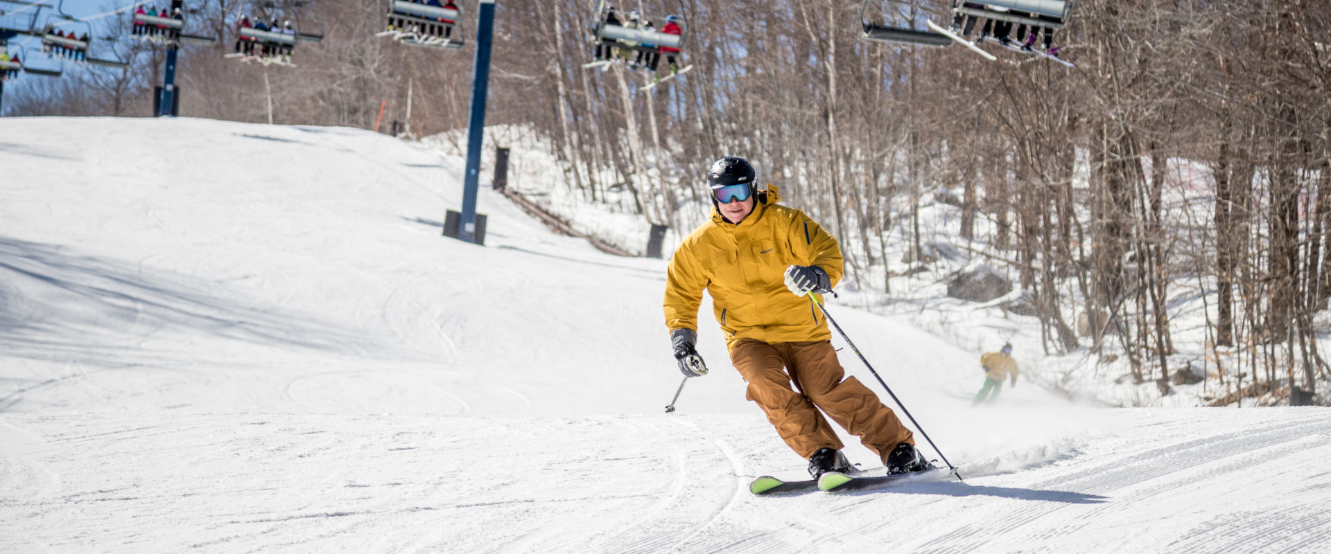 Thank You SKI Magazine Readers For Voting us #9 in The East