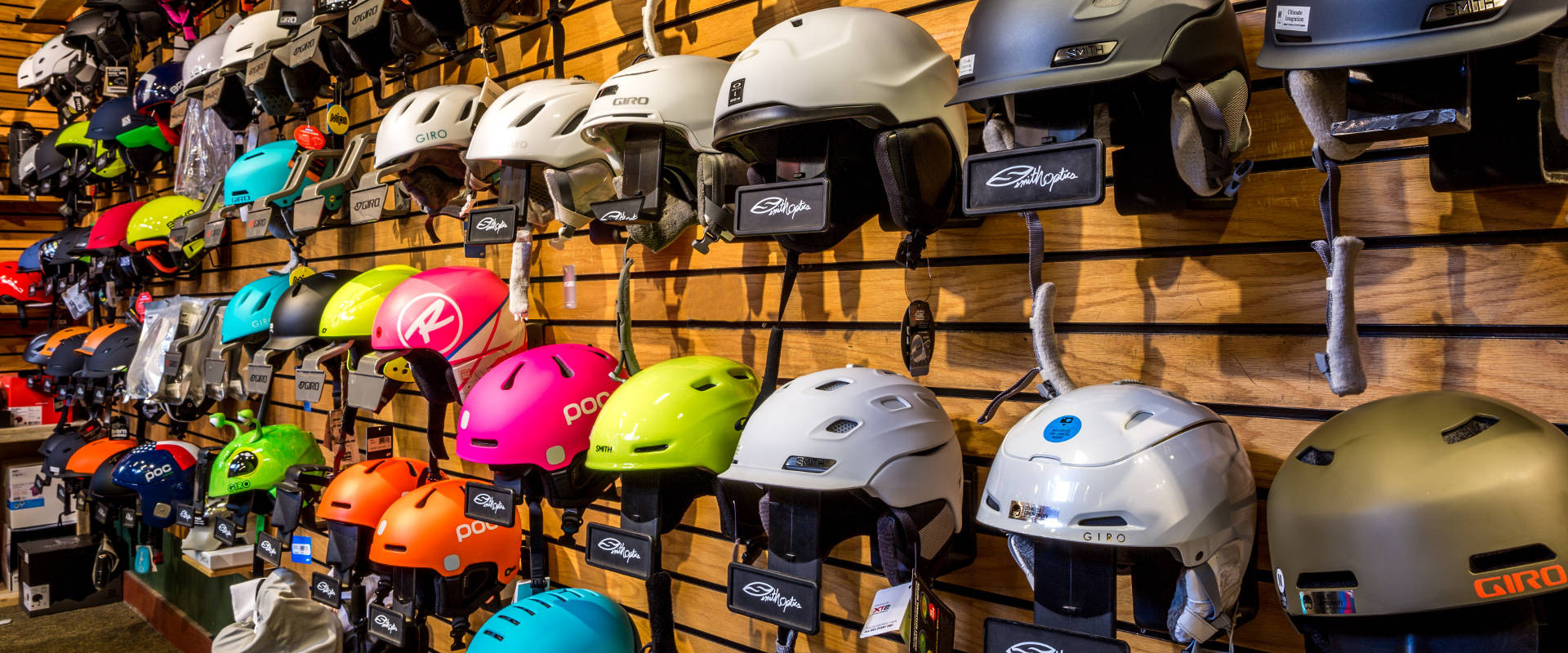 Gear up at MTNside Ski & Ride
