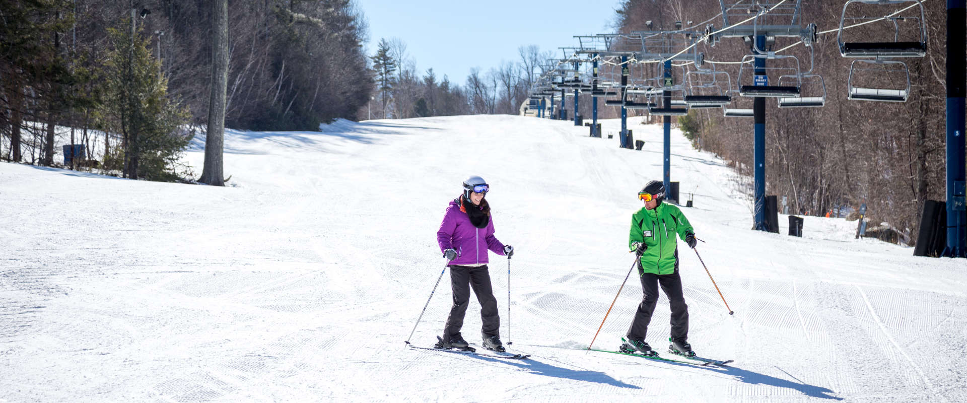 January is National Learn to Ski & Snowboard Month