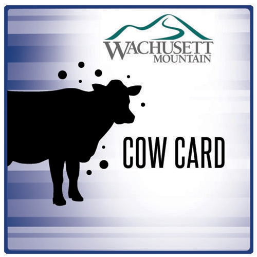 New Cow Card Icon