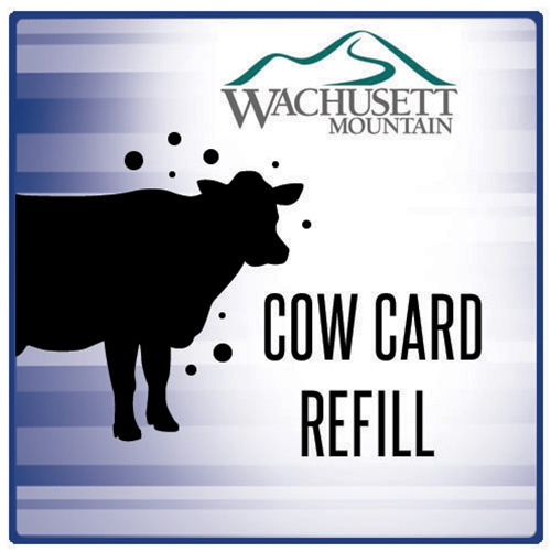 Refill Cow Card Icon